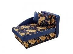 Детский диван Умка эконом Карта-Nabuk blue