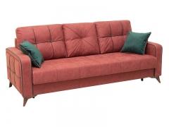 Диван-кровать Черри арт. ТД-178 красный
