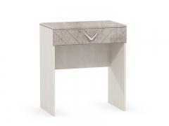 Стол туалетный Амели 12.48 Шелковый камень-Бетон Чикаго беж